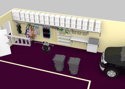 Garage Solutions | Epoxy Floor | 3D Garage Design