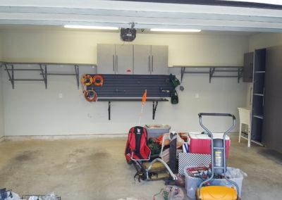 Garage Shelving | Progress