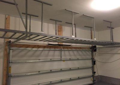 Garage Solutions | Ceiling Rack | Garage Storage