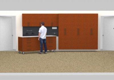 Garage Solutions | Garage Cabinets | Cherry Cabinets