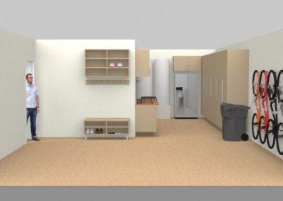Garage Solutions | Garage Cabinets | Deep Bay