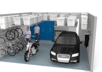 Garage Solutions | Garage Organization | Small garage