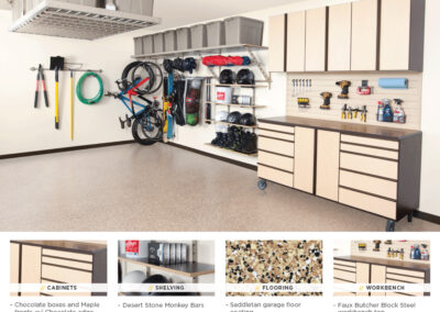 Garage Organization | Maple Design