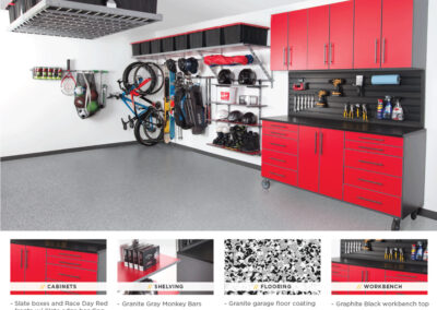 Garage Organization | Garage Solutions | Red Design