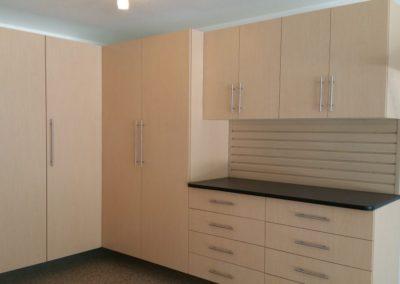 Garage Solutions | Garage Cabinets | Tan