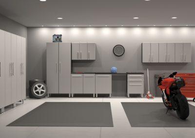 Garage Solutions | Garage Cabinets | Epoxy Flooring Tulsa