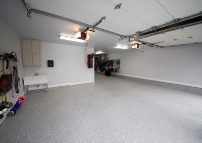 Epoxy Floor Tulsa | Beautiful Marble Flake