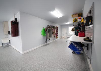 Garage Organization Tulsa } Off the floor