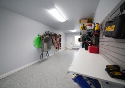 Garage Organization Tulsa } Organized