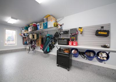 Garage Organization Tulsa | Slatwall