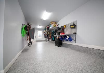 Epoxy Floor Tulsa | Garage Shelving Tulsa