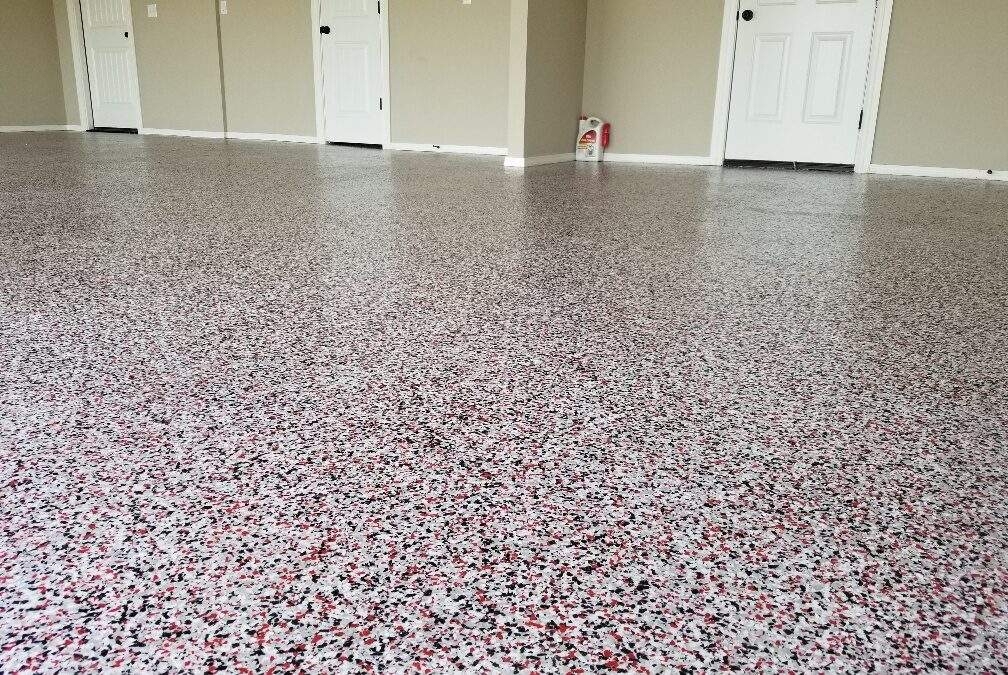 Epoxy Flooring Tulsa