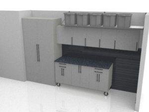 Garage Cabinets Tulsa