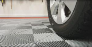 Tulsa Garage Flooring   Tiles