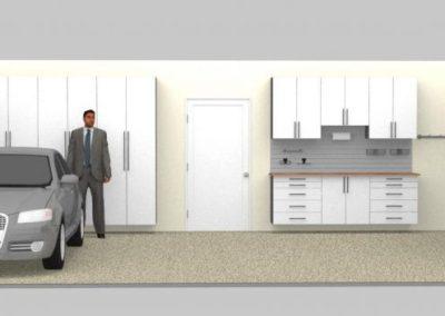 Garage Cabinets Tulsa | 3D Design