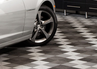 Garage Solutions | Garage Floor Tiles | Garage Flooring