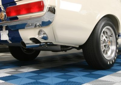 Garage Solutions | Garage Floor Tiles | Mustang