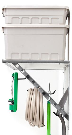 Garage Solutions | Garage Shelving| Long Term Storage
