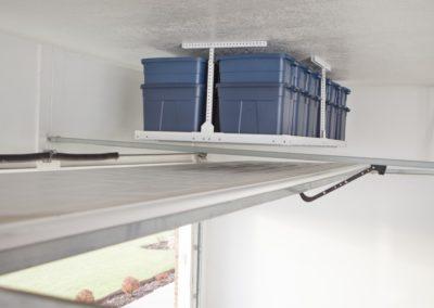Garage Solutions | Ceiling Rack | Over Garage Door