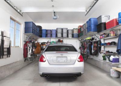 Garage Solutions | Garage Shelving | One Car Garage